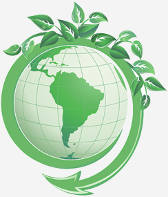 Recycle to protect our Earth